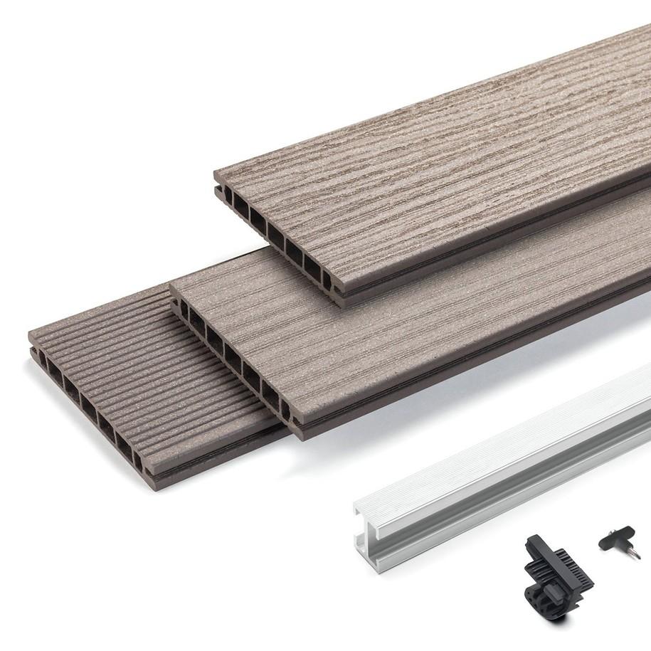 deckflooring wpc. Black Bedroom Furniture Sets. Home Design Ideas